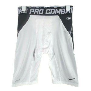 Nike Pro Combat MLB Baseball Heist Slider Shorts